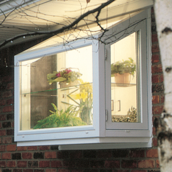 Garden window real exteriors for Garden window